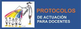 Protocolos de actuación para docentes