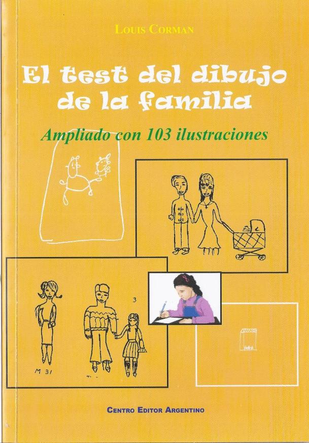 test del dibujo de la familia Ampliado con 103 ilustraciones