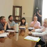 reunion comision salario