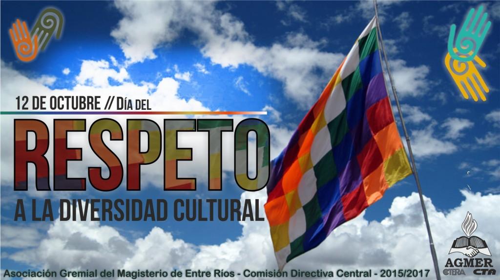 12 de Octubre » Día del Respeto a la Diversidad Cultural