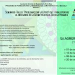 afiche geometria uruguay