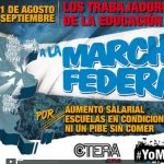 marcha federal video ctera