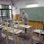 zzzznacp2NOTICIAS ARGENTINAS LA PLATA, NOVIEMBRE 11: Comenzo hoy el paro docente decretado por SUTEBA. Foto NA: AGLP zzzz