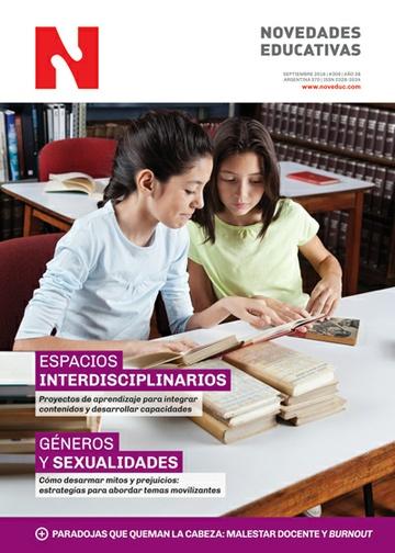 Revista Novedades Educativas