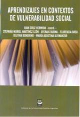 Aprendizajes en contextos de vulnerabilidad social