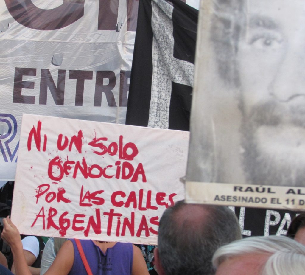 Causa Área Paraná II: Se juzgará a ocho genocidas
