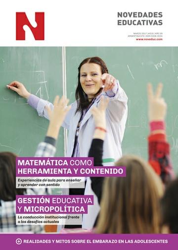 Revista Novedades Educativas 315 – Marzo 2017