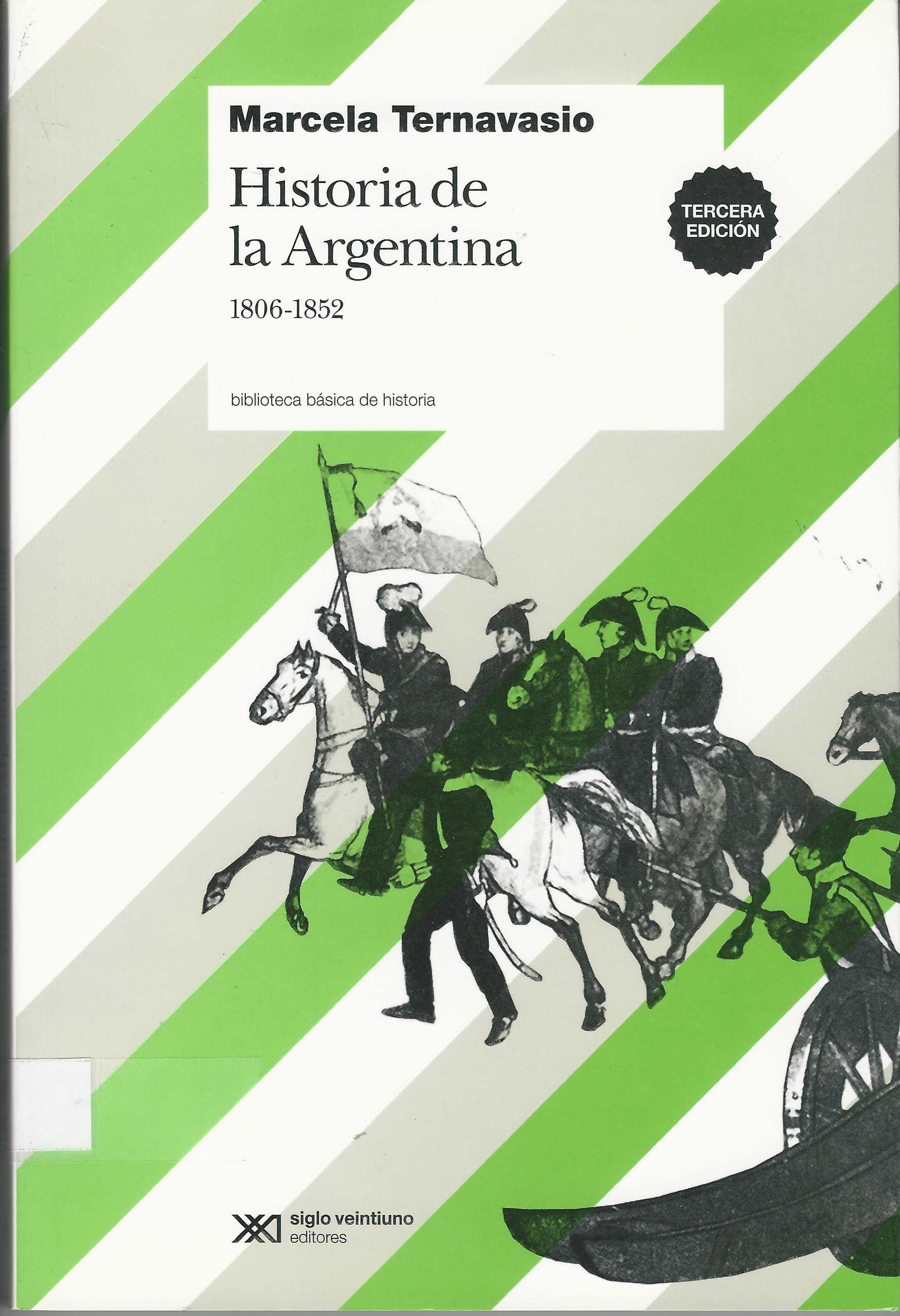 Historia de la Argentina – 1806 – 1852