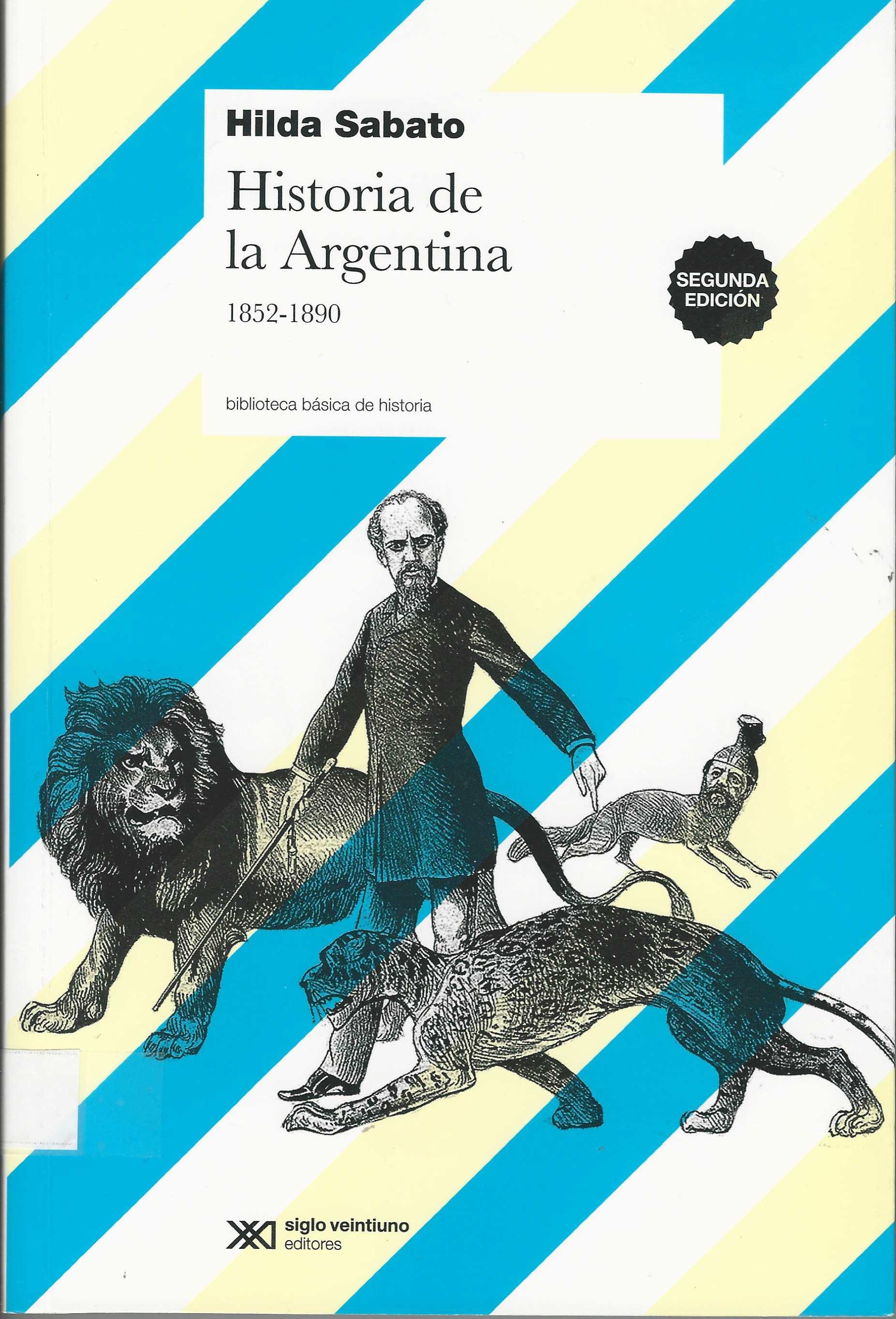Historia de la Argentina – 1852 – 1890