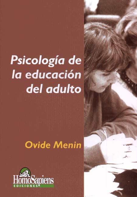 Psicología de la educación del adulto