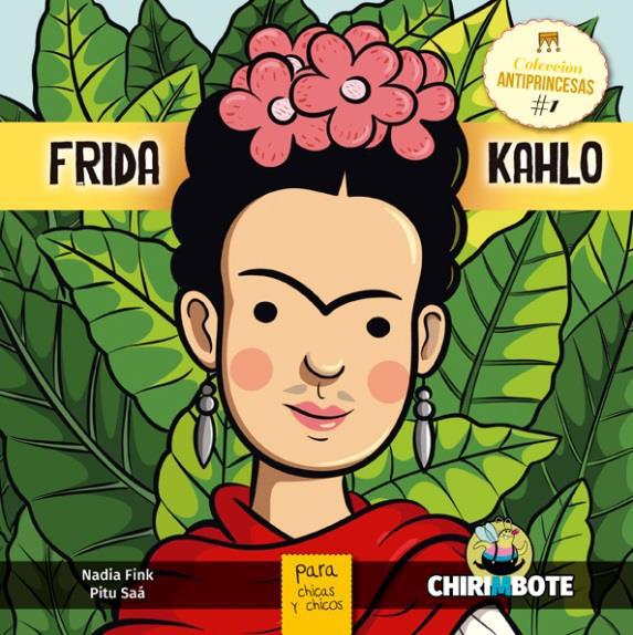 Frida Kahlo para chicas y chicos